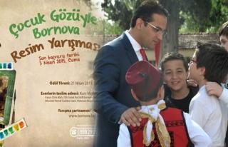 Bornova Belediyesi Geleceğin Ressamlarını Arıyor