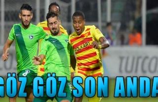 Denizlispor-Göztepe:1-2