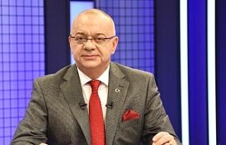 Başkan Ergün'den anket açıklaması