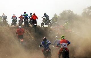 Bergama'da nefes kesen yarış