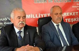 Didim MHP'de ilçe başkanlığında değişim
