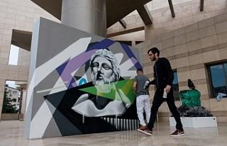 Dünya sanatçıları İzmir'de buluştu