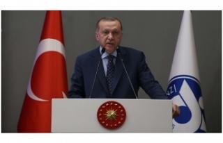 Erdoğan'dan İZTO çıkarması