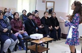Karabağlar'da farkındalık seminerleri