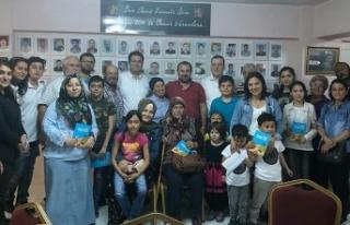 Küçük Kulüp, 23 Nisan etkinliklerine Soma'da...