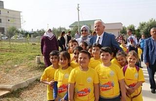 Torbalı'da Çocuk Oyunları Şenliği'ne...