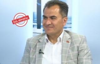 Ahmet Doğruyol: Memuriyete dönüyorum ama mücadeleye...