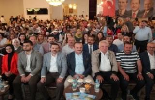 Şengül'den, AK Parti İzmir teşkilatına mesaj:...