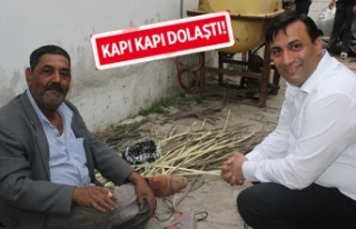 AK Parti'nin Roman vekil adayı Bekle, sahaya...