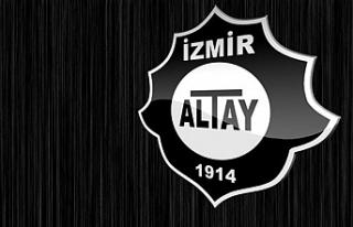 Altay'da ilk transfer belli oldu