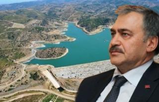 Bakan Eroğlu açıkladı: İzmir'deki barajların...