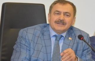 Bakan Eroğlu: İzmir'e gönderdiğimiz paralar...