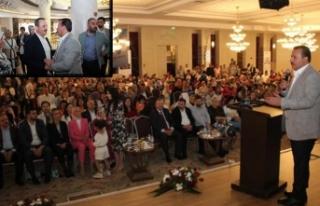 Başkan Soylu'dan partililerine teşekkür