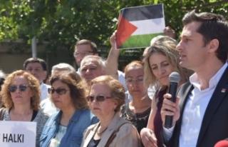 CHP İzmir'den katliama tepki: İsrail tecrit...