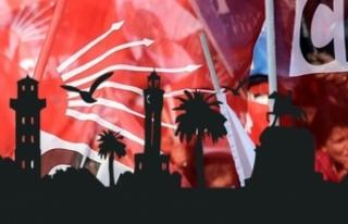 CHP İzmir'in SKM kadrosu belli oldu!