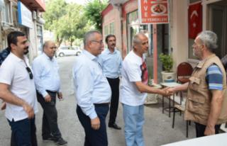 CHP'li Çam'dan 'İnce' daveti