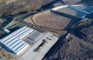 Çöp tesisini işleten firmaya 58 bin lira 'kirlilik'...