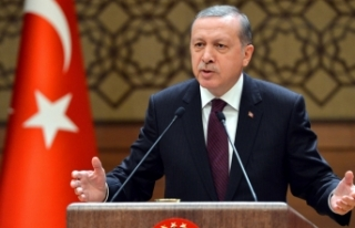 Cumhurbaşkanı Erdoğan'dan net mesaj: Asla...