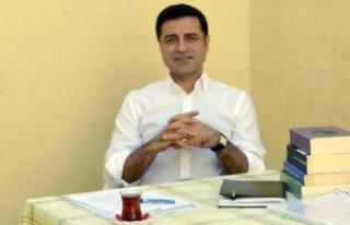 Demirtaş'tan 'İkinci turda HDP Akşener'i...