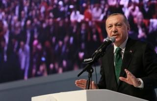 Erdoğan: Hallaç pamuğu gibi attık