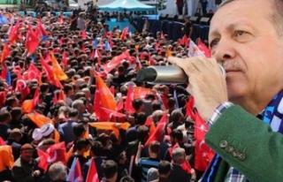 Erdoğan: Ne aldatan olduk ne aldanan…