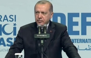 Erdoğan: Yabancı öğrencilere çalışma izni verilecek