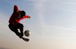 Freestyle Futbol Türkiye Şampiyonası Karşıyaka'da!