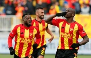 Göztepe, Galatasaray'ı bekliyor!