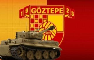 Göztepe'ye Alman panzeri