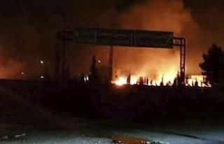 İsrail'den İran askeri üssüne saldırı:...