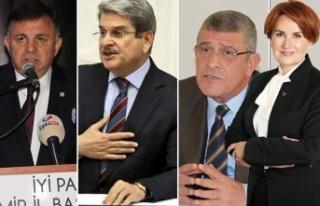 İYİ Parti İzmir'de kulisler çalkalanıyor:...