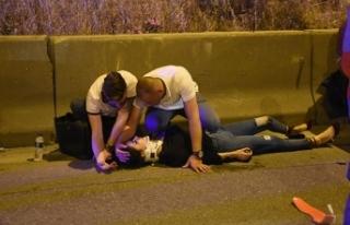 İzmir'de zincirleme kaza! Trafik canavarı kaçtı:...