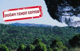 İzmir'deki ocağa 10 yıllık verilerle ÇED...