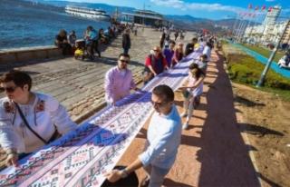 İzmir'den Ukrayna'ya kültür sanat köprüsü