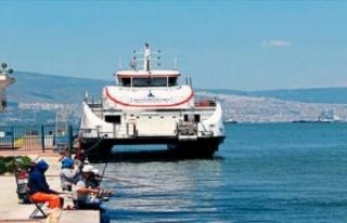 İzmir'in o ilçesine 'vapur' müjdesi!