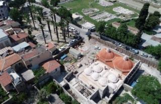 İzmir'in tarihi şaha kalktı