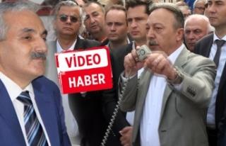 İzmir Marşı'nı susturmaya çalışan müdür...
