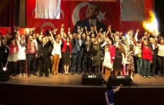 İzmir'in o ilçesinde MHP'ye yoğun katılım