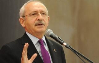 Kılıçdaroğlu'ndan yoksul ailelere bin lira...