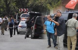 Kılıçdaroğlu'nun konvoyuna saldıran terörist...