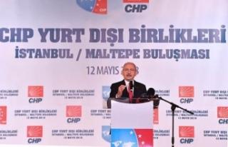 Kılıçdaroğlu: Parti genel başkanı tarafsız...