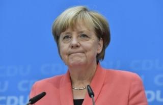 Merkel'den Erdoğan'a davet