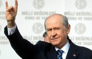 MHP Lideri, İzmir'e geliyor!