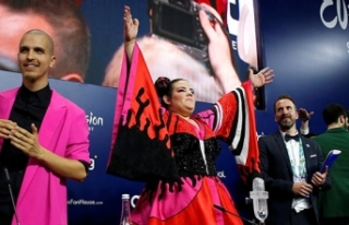 Olaylı geçen Eurovision'a İsrail damgası