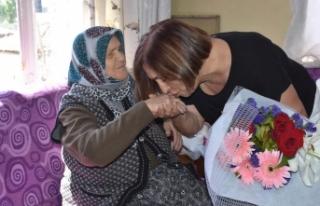 Selvi Kılıçdaroğlu'ndan anlamlı ziyaret