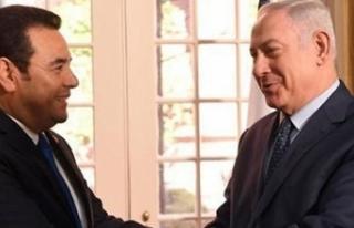 Son dakika haberi! Guetemala Kudüs'te elçilik...