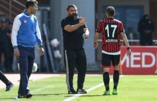 Süper Lig'den düşen 2. takım Gençlerbirliği...