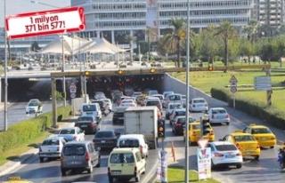 TÜİK açıkladı! İzmir'de yüzde 5,6 arttı