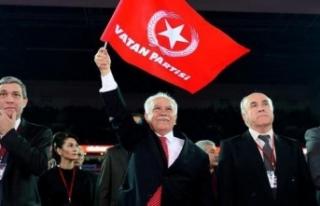 Vatan Partisi'nde toplu istifa: HDP'ye oy...