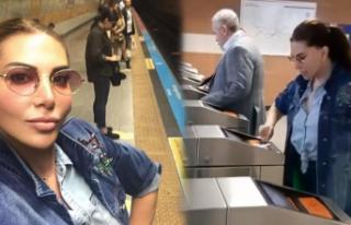 """""""Yaşasın metro!"""""""